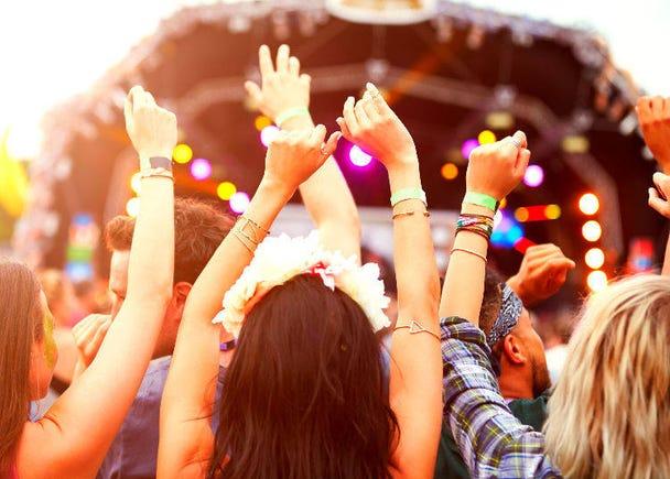 8.毎年、さまざま音楽イベントが開催される横浜