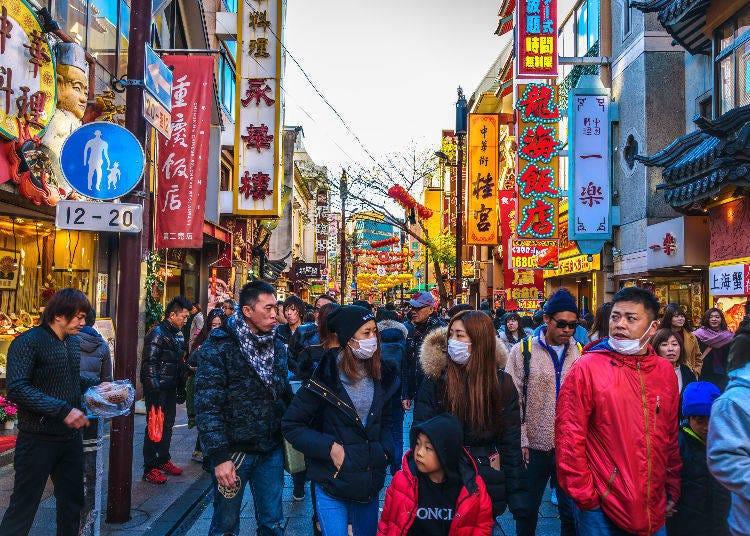 10.美食景點多多!橫濱是最適合吃遍喝遍各家餐廳與咖啡廳的街區