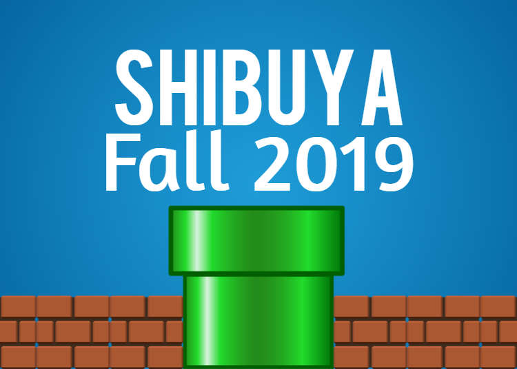 Nintendo Shibuya: Nintendo's First Official Store to Open in Fall 2019!