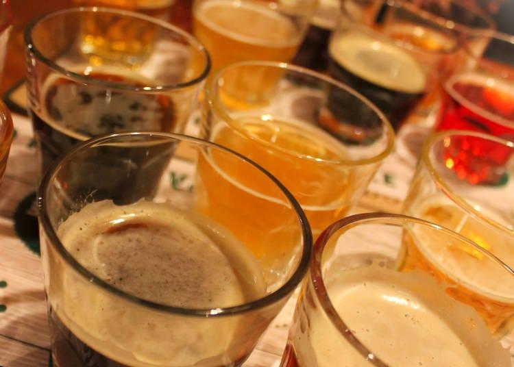 違法の国もある中、日本にはアルコールの「飲み放題」がある!