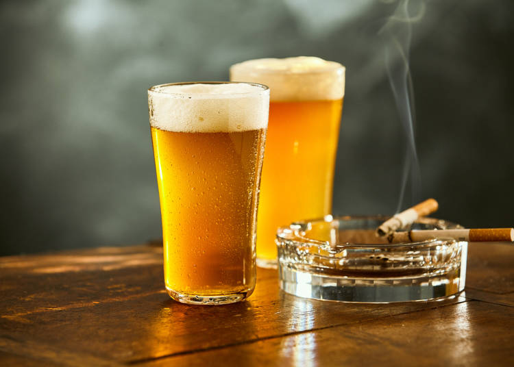 日本は「完全禁煙」の店がまだ少ない…