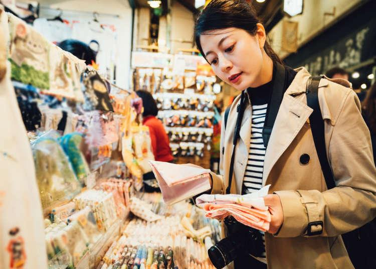 在日本逛街購物一定會碰到&派上用場的10句實用日語