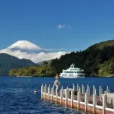 Mt. Fuji & Hakone 1-Day Tour with Lake Ashi Cruise