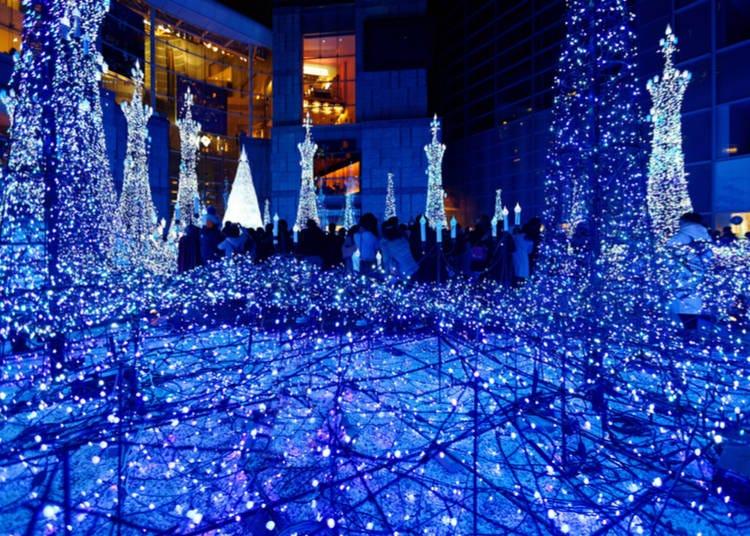 #24. 汐留 - Shiodome (180.6k Photos)