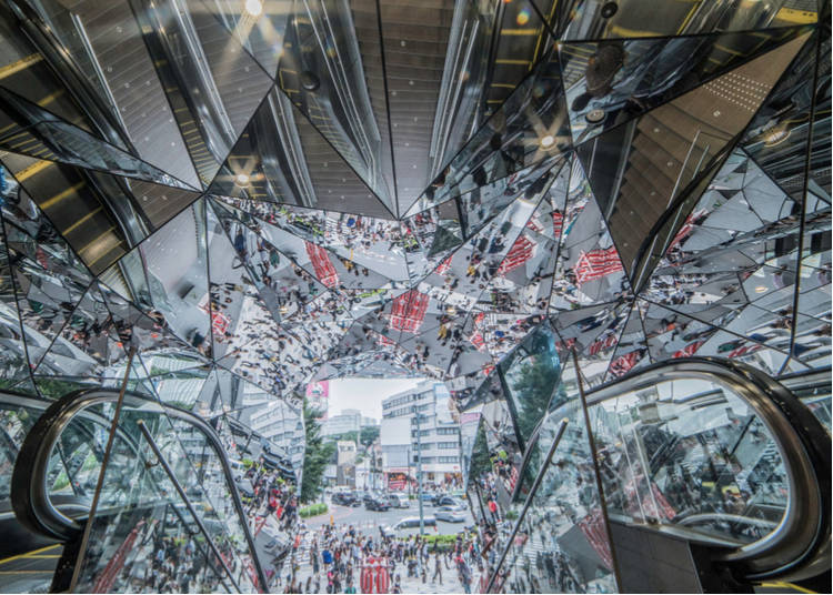 #4. 表参道 - Omotesando (4.8m Photos)