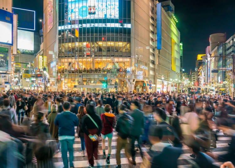 #1. 渋谷 - Shibuya (9.6m Photos)