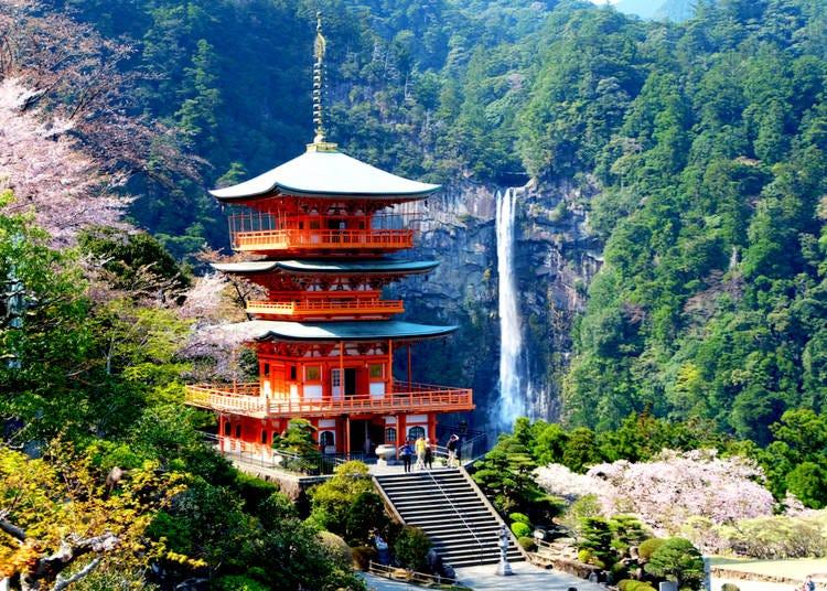 10 – Kumano Kodo (Part of the  Sacred Sites and Pilgrimage Routes in the Kii Mountain Range) - Wakayama, Nara, Mie Prefectures