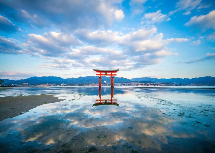 4 – Itsukushima Shrine – Hiroshima