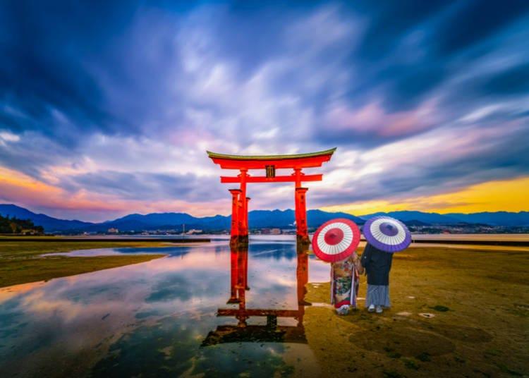 8 – Itsukushima Shrine – Hiroshima