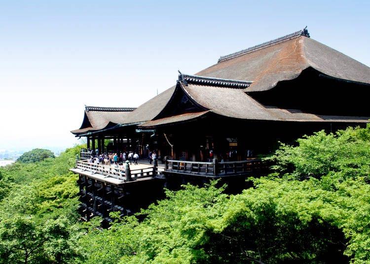 10 – Kiyomizudera Temple – Kyoto