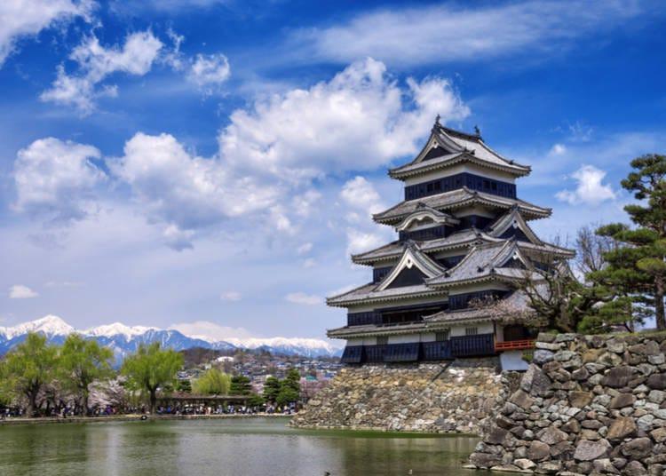 6 – Matsumoto Castle – Nagano