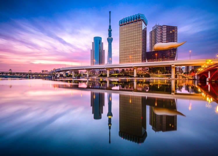 #4. 東京スカイツリー - Tokyo Skytree (763k Photos)