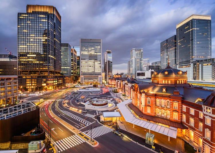 #3 東京駅 - Tokyo Station (890k Photos)