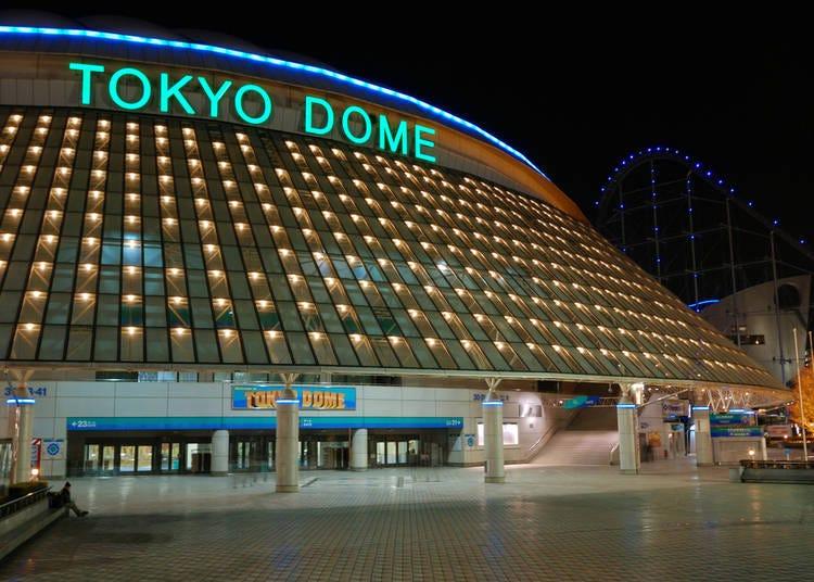#2. 東京ドーム - Tokyo Dome (1.4m Photos)