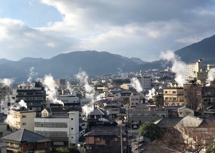 20. Beppu - 別府 (573k photos on Instagram)