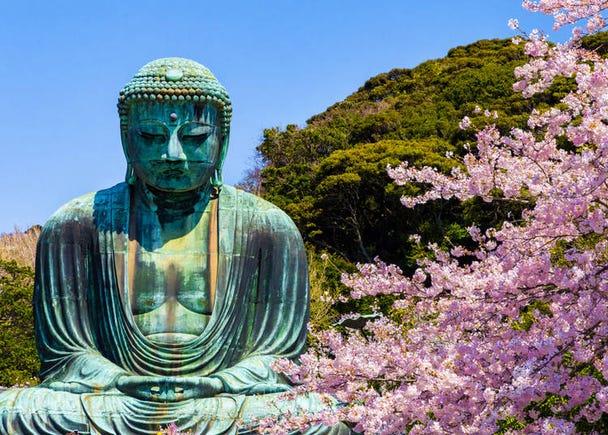 10. Kamakura - 鎌倉 (3.7m photos on Instagram)