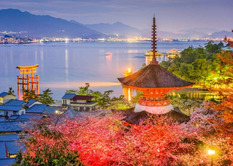 9. Hiroshima - 広島 (4.7m photos on Instagram)
