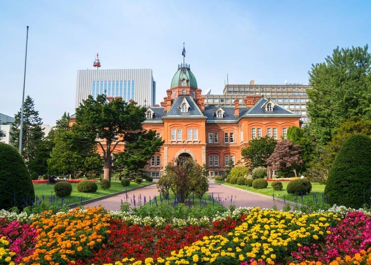 7. Sapporo - 札幌 (5.8m photos on Instagram)