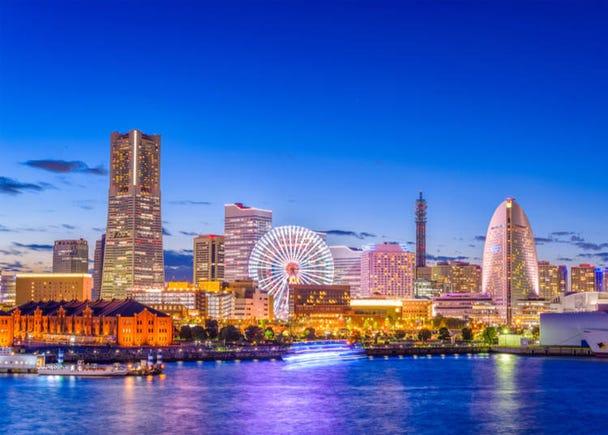6. Yokohama - 横浜 (8.4m photos on Instagram)