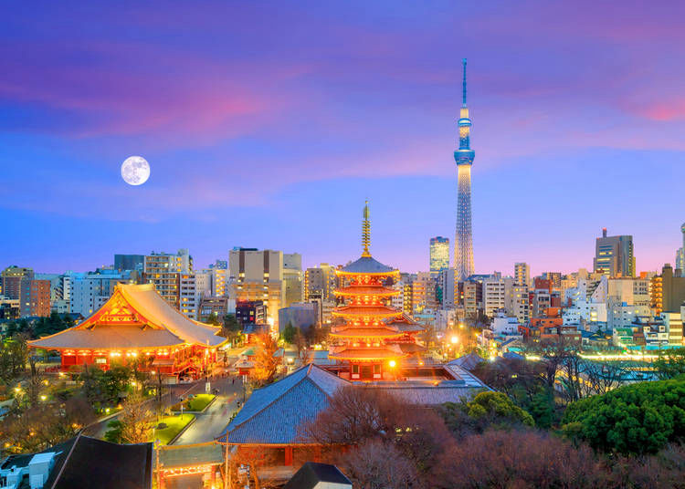 1. Tokyo - 東京 (57m photos on Instagram)