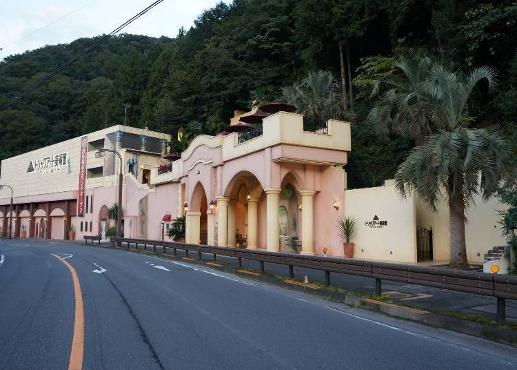 Hot Spot 6: Looking for an Outrageous Photo Op? Look No Further Than Mount Takao Trick Art Museum!