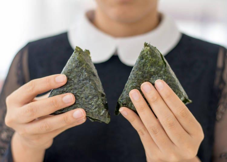 단연 인기 No.1은 '삼각김밥'!