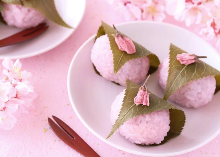 March: Pink Cherry Blossoms! Sakura Madness!