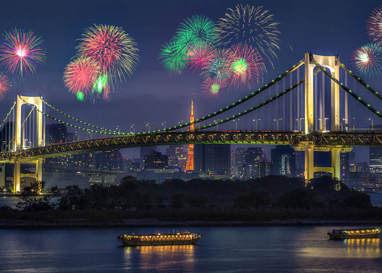 August: Splendid Fireworks, Fun Foods, and Traditional Dances!