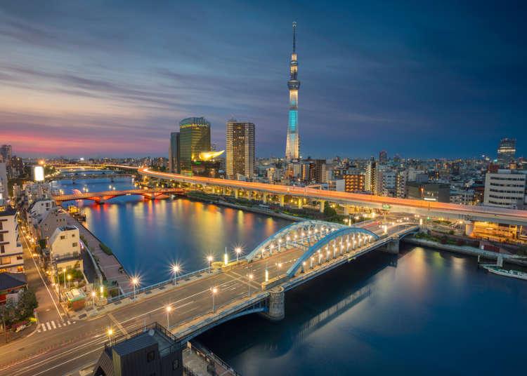 東京旅遊想嫌沒梗還太早!嚴選4項2019上半年最新開幕景點大推薦!