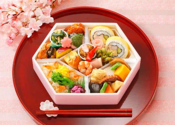 品嚐日本的春天!東京的商業設施裡能品嘗到的「櫻花美食」總整理