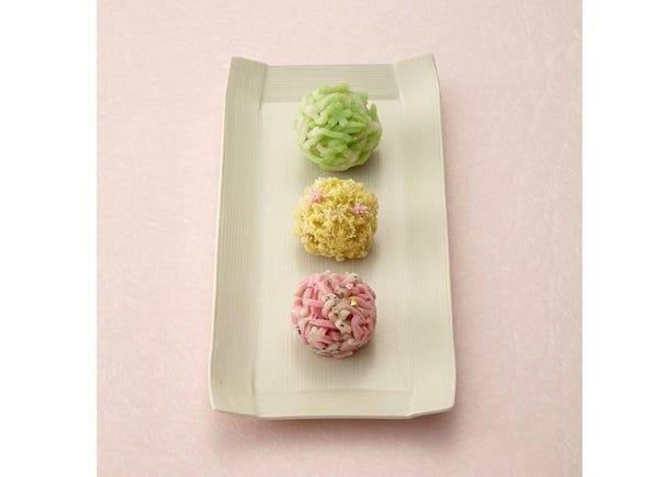 銘菓百選:看得出職人熟練功夫的精緻生菓子