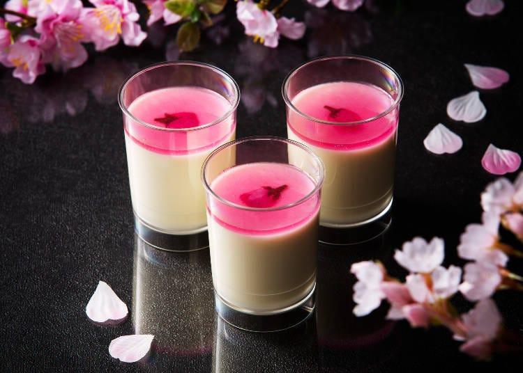 起司塔專賣店PABLO:一口咬下軟綿綿的幸福感,抓住少女心的春天味道「入口即化櫻花起司布丁 」