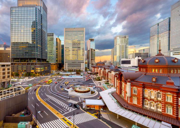 Tokyo Station Food Tour: 10 Convenient Spots Right Near Tokyo's Transit Hub!