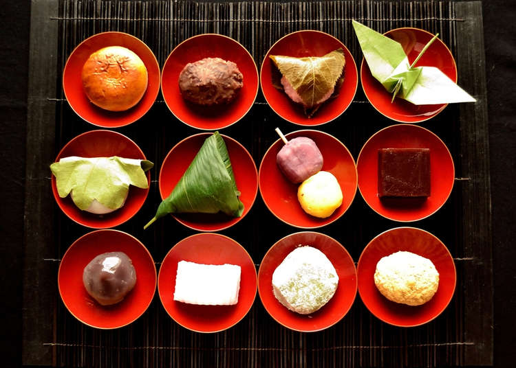 Traditional and Modern: 10 Must-Try Unique Japanese Sweets - LIVE JAPAN