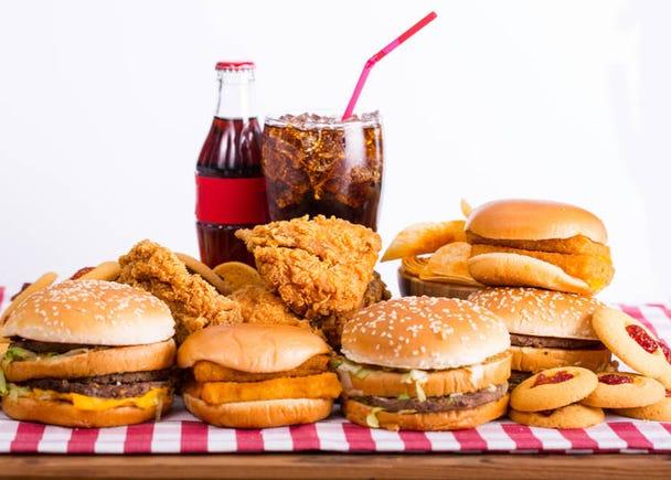 4. Fast Food