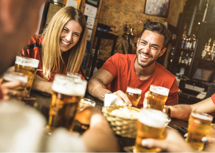 5. British-style Pubs