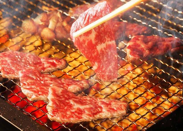 7. Yakiniku - Japanese-style Korean BBQ