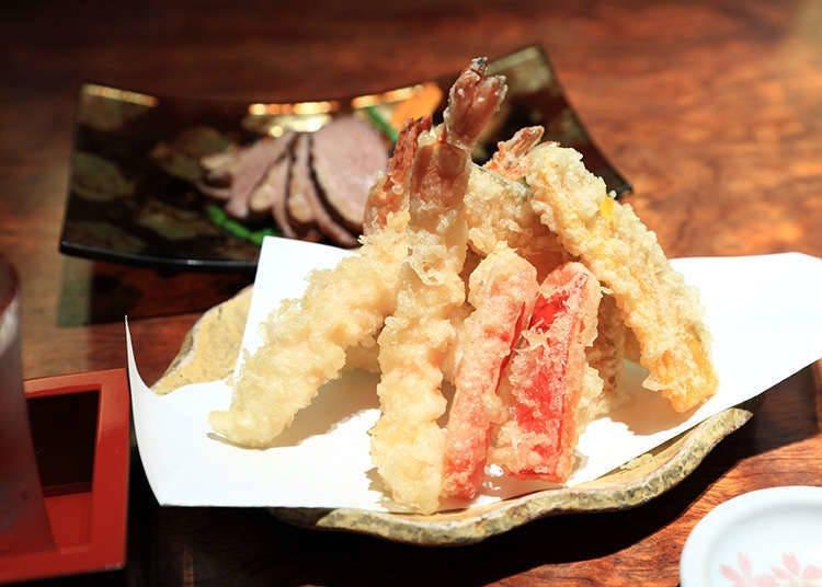 11. Fried foods and tempura