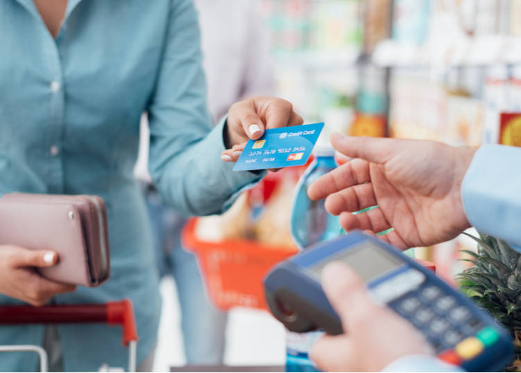 1 – Credit Card/Debit Card use (or lack thereof)