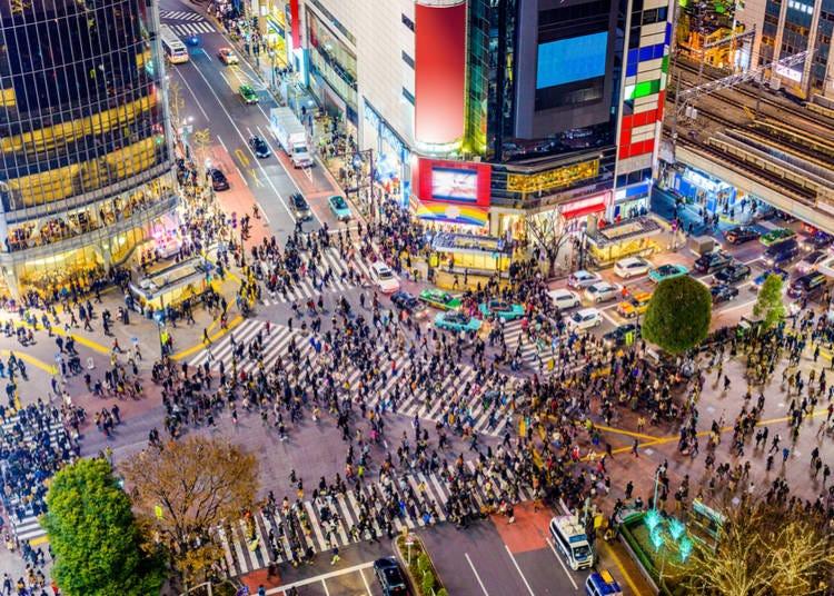 1. Shibuya Scramble Cam
