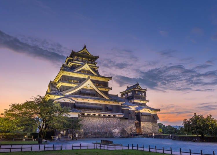 10. Kumamoto Castle