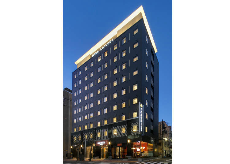 3. APA Hotel Hatchobori-Eki-Minami