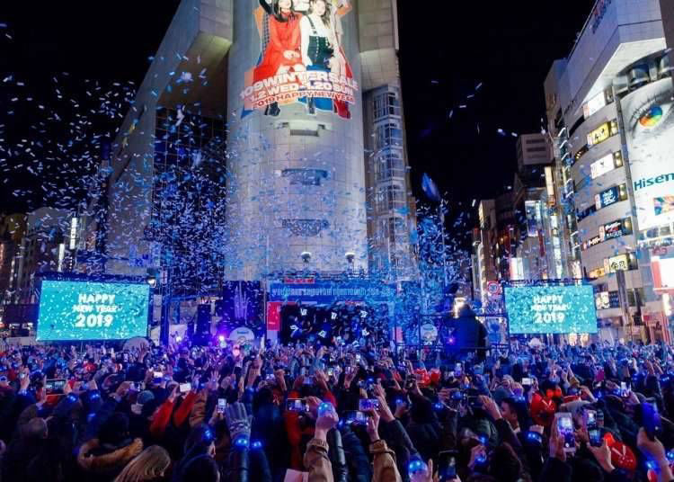 16. See in the New Year in one of the most iconic locations in the world