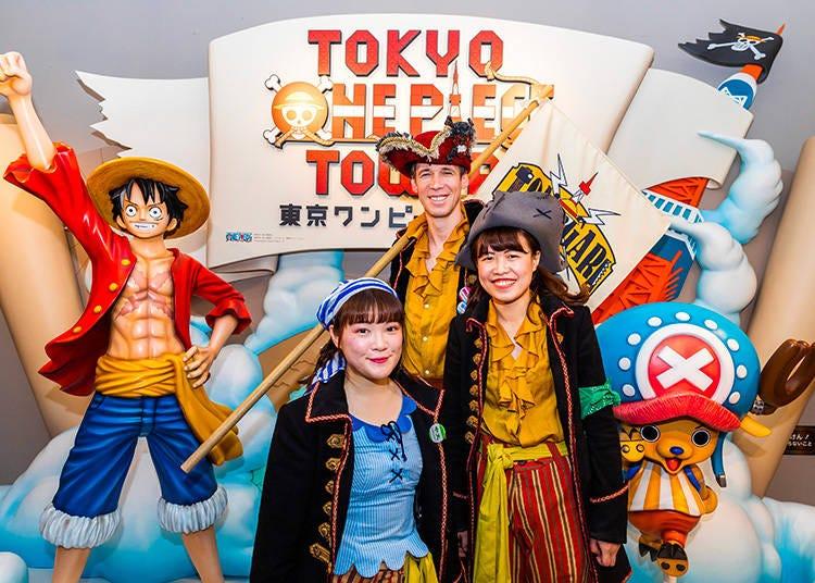 ここで働くインターナショナルなクルーに 東京ワンピースタワーの魅力をインタビュー!