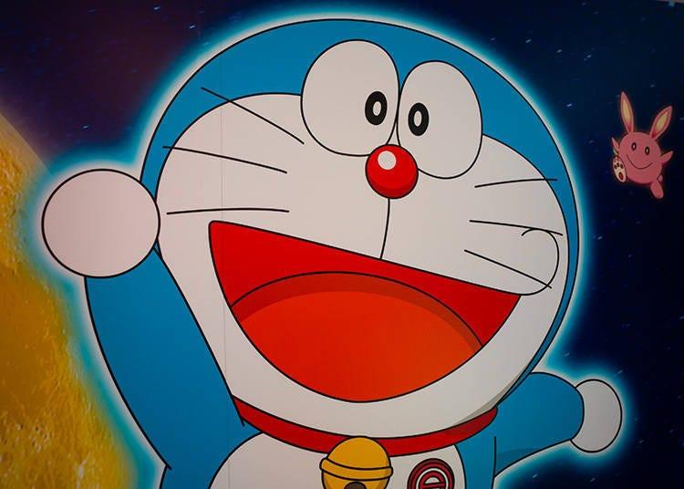 與哆啦A夢相見!