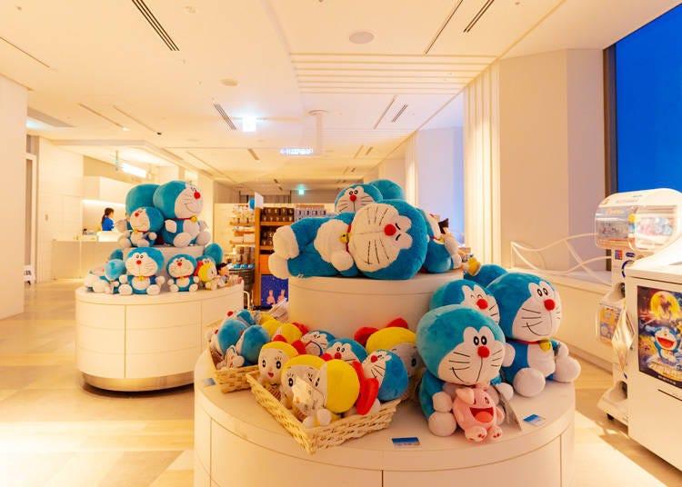 在別處找不到的哆啦A夢獨家限定商品!