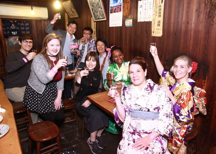 Start the Night Out Your Way with the Kawasaki Pre-Party!