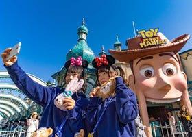 【東京迪士尼海洋】14小時攻略秘訣大放送 從早到晚與閨蜜馬不停蹄照醬玩