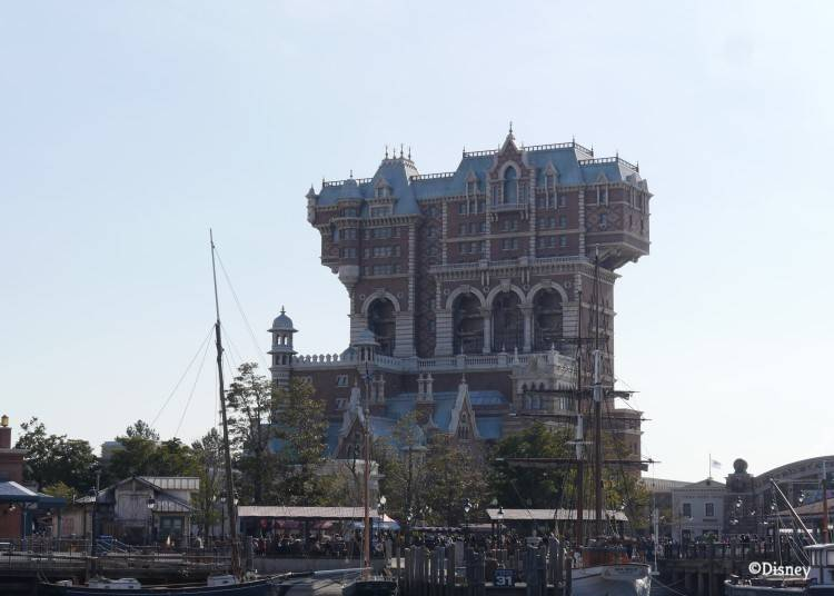 3:00 p.m.: Steel yourself and take on the Tower of Terror