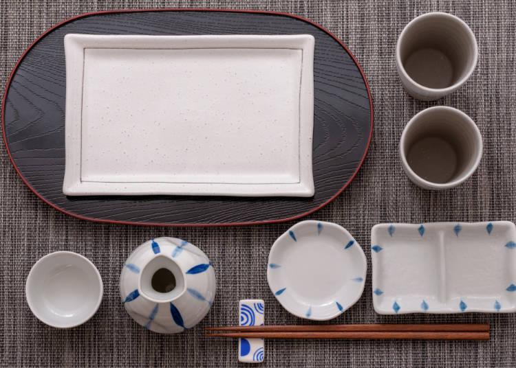 ●コスパもお土産感も◎な「和食器」
